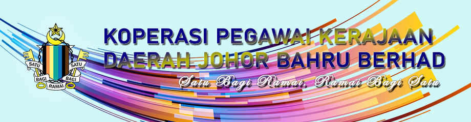 Koperasi Pegawai Kerajaan Daerah Johor Bahru Bhd
